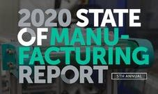 2020 제조 레포트 - 2020 State of Manufacturing Report